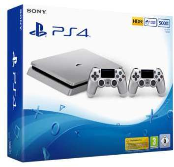 Sony Console PS4 Slim 500Go