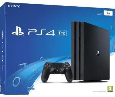 Console PS4 Sony Pro 1 To
