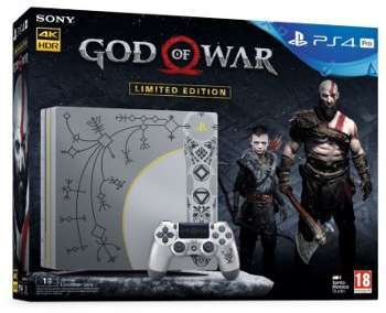Console PS4 Sony Pro 1To Edition