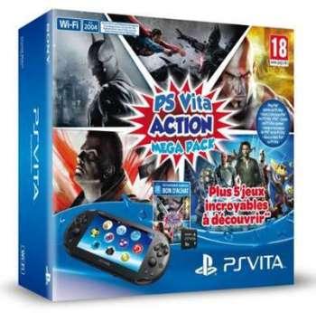 PlayStation Vita 2000 Action