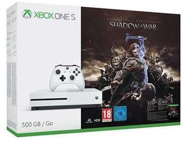Microsoft Pack Xbox One S