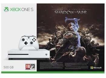 MCROSOFT Pack Xbox One S 500Go