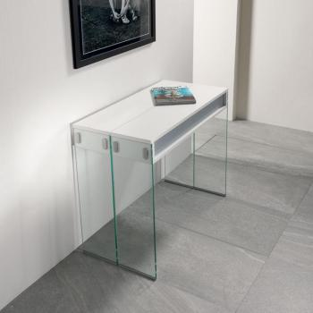 Console extensible STEF blanc