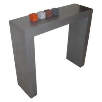 Console béton Arche