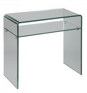 Console en verre CRISTAL compact