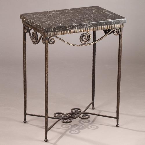 Recherche fer du guide et comparateur d 39 achat - Petite table en fer forge ...