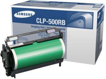ORIGINAL Samsung CLP500RBSEE