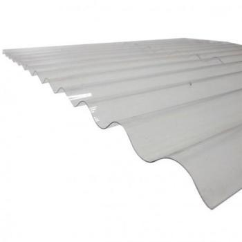 Plaque PVC ondulée (PO 76