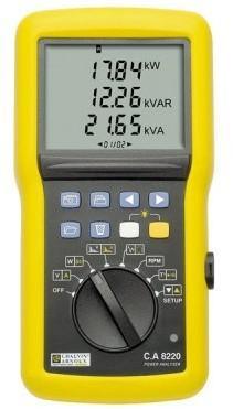 Analyseur de puissance CA8220
