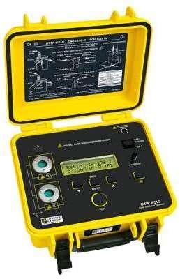 Ratiomètre numérique DTR8510