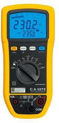 Multimètre numérique CA5273