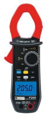 Pince multimètre F205 600AAC