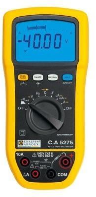 Multimètre numérique CA5275