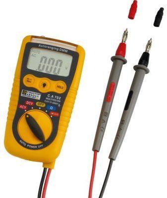 Multimètre numérique CA702