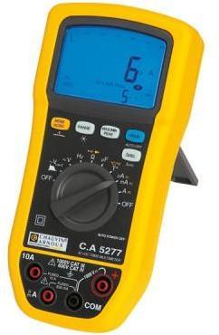 Multimètre numérique CA5277