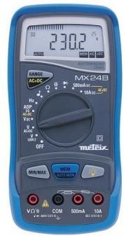 Multimètre numérique MX0024B