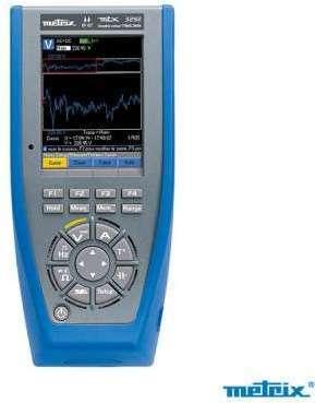 Multimètre enregistreur graphique