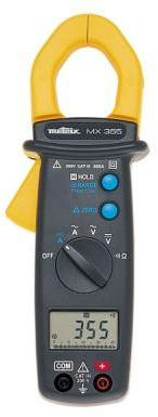 Pince multimètre MX355 400AAC