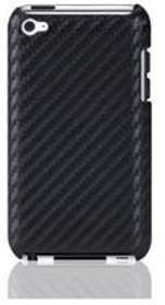 Coque Carbone Noir pour iPod