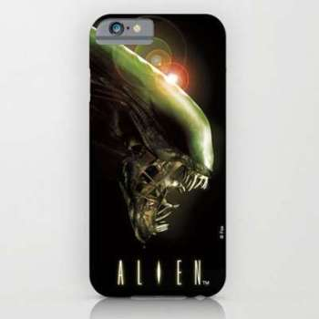 Coque Alien Xenomorph light