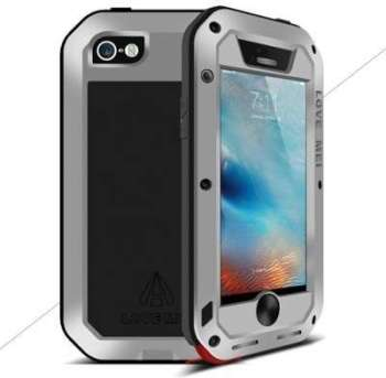 Coque Love Mei Powerful Argent
