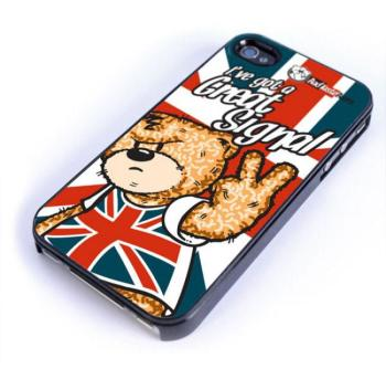 Coque iphone 4 et 4S Bad taste