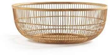 Corbeille bambou 35 cm Milise