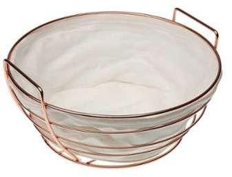 Panière Cuivrée