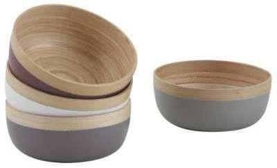 Corbeille ronde en bambou