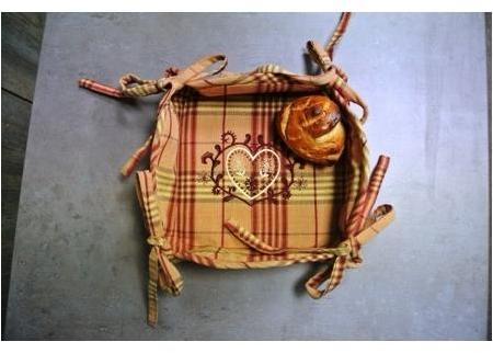 Corbeille à pain écossaise