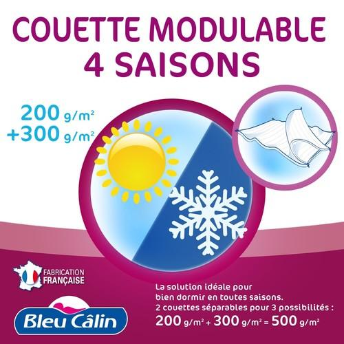 Soldes - Couette modulable
