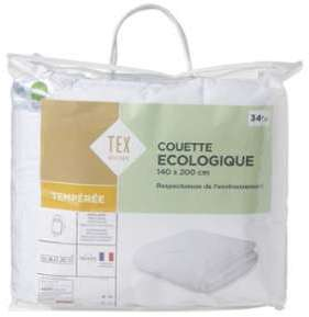 TEX HOME Couette ECOLOGQUE