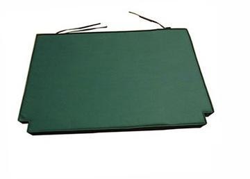 Coussin Vert pour fauteuil