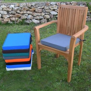 Coussin Gris pour fauteuil