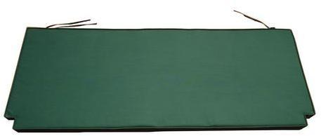 Coussin Vert pour banc 130