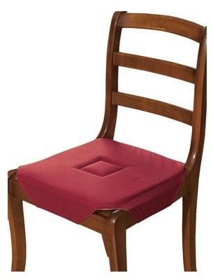 CARRE D AZUR Galettes de chaise