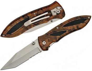 Couteau pliant 22cm de poche