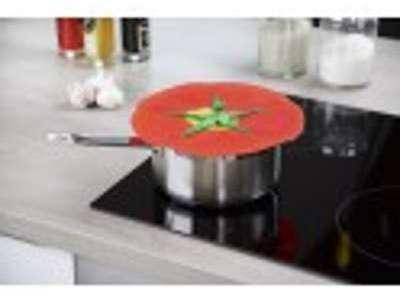 Couvercle hermétique tomate