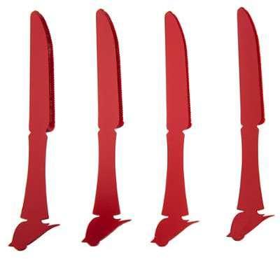 Sabre - 4 Couteaux à fruits