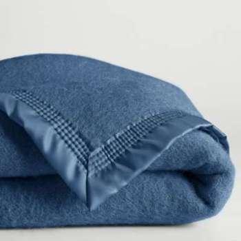 Couverture 350 gr m pure laine