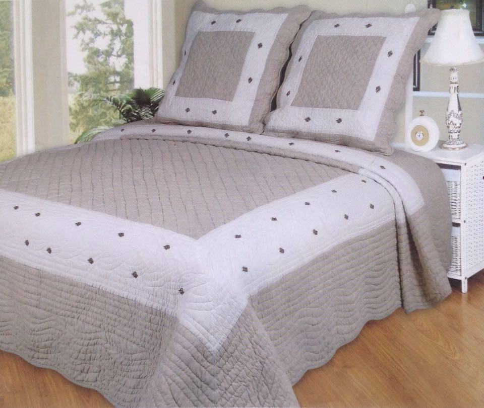 Catgorie linge de lit du guide et comparateur d 39 achat - La redoute boutis ...