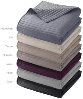 Boutis - couvre lit Stitch
