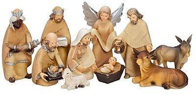 Figurines pour crèche 2 5