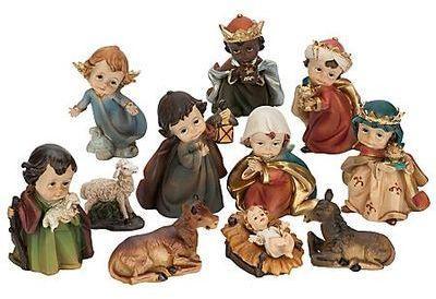 Figurines enfantines pour