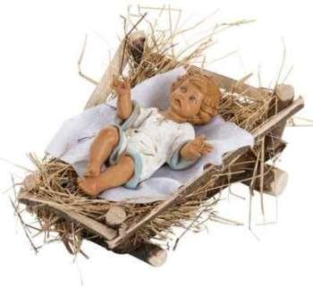 Enfant Jésus crèche noel 52