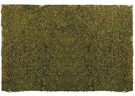Plaque en mousse vert