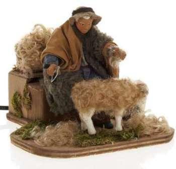Tondeur de mouton animé 14