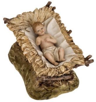Jésus enfant 18 cm crèche