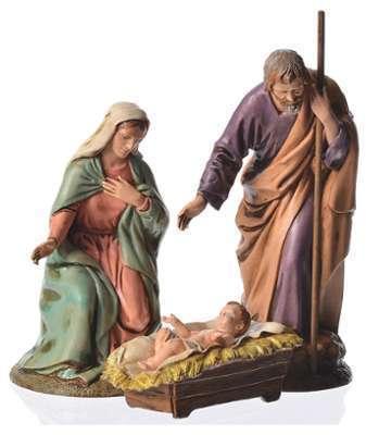 Nativité 16 cm crèche Moranduzzo