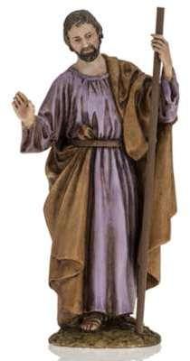 Saint Joseph 18 cm crèche